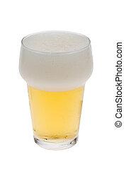 vetro, birra, fresco