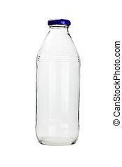 vetro, bottiglia vuota