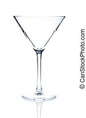 vetro, -, cocktail, collezione, martini