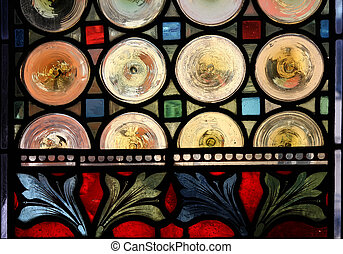 vetro macchiato