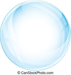 vetro, sfera
