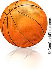 vettore, pallacanestro