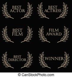 vettore, premi, film
