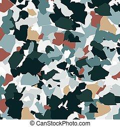 vettore, quarzo, naturalistico, addizione, pavimento, calcite, vetro, dolomite., marmo, granito, illustration.