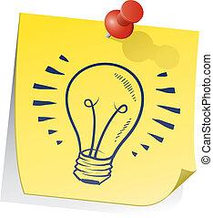 vettore, ricordare, innovare