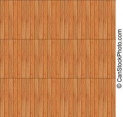 vettore, seamless, modello, struttura legno, legno, infinito, fondo, template.