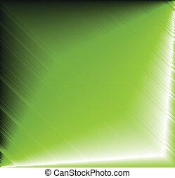 vettore, verde, struttura, fondo