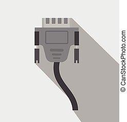 VGA Display Connector