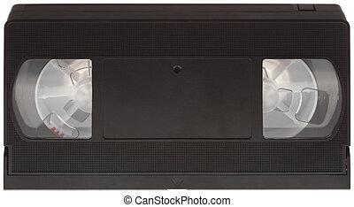 VHS Cassette Cutout