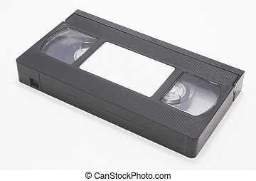 VHS Cassette Tape