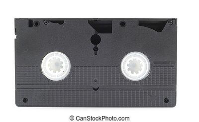 VHS tape details