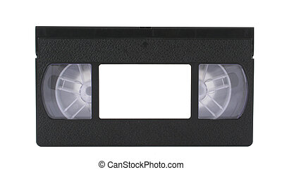 VHS tape with copysp