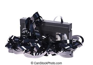 vhs video cassette - Old unusable vhs video cassette...