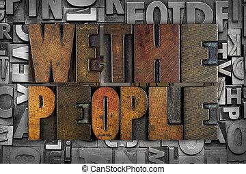 vi folkene