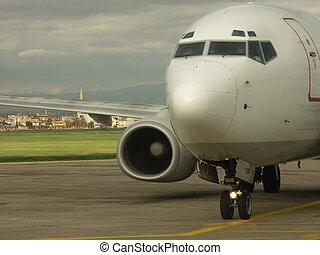 viagens, avião
