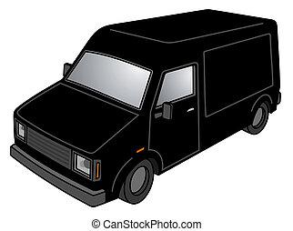 viaggiante, furgone