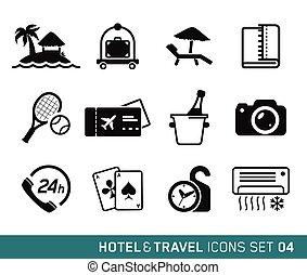 viaggiare, albergo