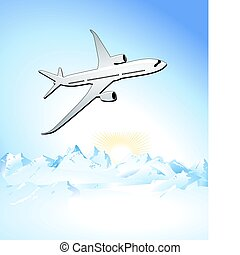 viaggiare, aria