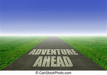 viaggiare, avventura