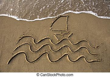 viaggiare, mare