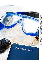 viaggiare, pianificazione