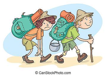 viajantes