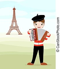 viaje eiffel, parisiense
