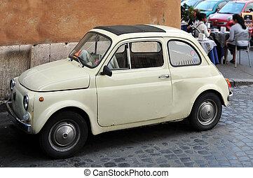 viaje, fotos, de, italia, -, roma