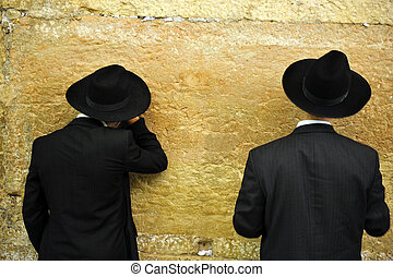 viaje, pared, israel, -, fotos, jerusalén, occidental