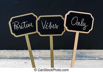 vibes , θετικός , motivational , μόνο , κιμωλία , γραμμένος , μήνυμα