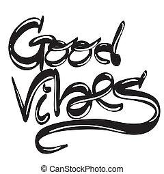 vibraciones, bueno