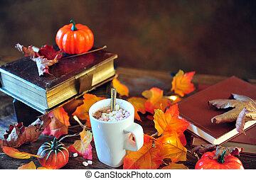vibraciones, otoño