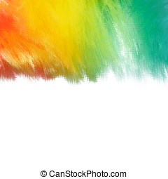 vibrant, abstract, effect, achtergrond, verf