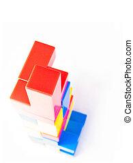 vibrant building blocks