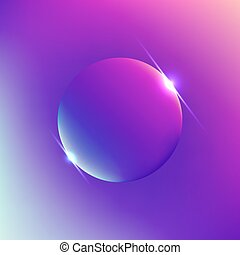 Vibrant colorful abstract gradient background. Pink and violet colored design for yor brochure or flyer project, cover, print, presentation, poster. Minimal design vector illustration.
