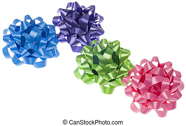 Vibrant Gift Bow