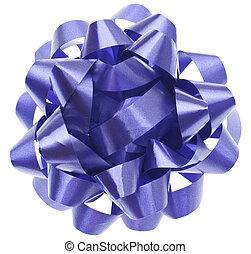 Vibrant Purple Gift Bow