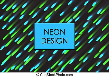 Vibrant vector templates of web banner, sale or discount, club party flyer, big data poster, fest invitation. Colorful set with neon colors. Futuristic abstract design with trendy geometric shapes