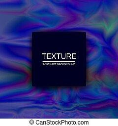 vibrerande, vattenfärg, texture., abstrakt, marmor, blå, artistisk, backgr