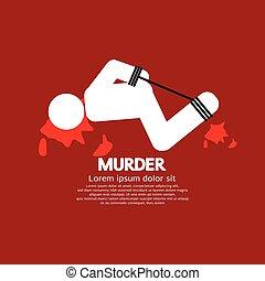 victim., meurtre