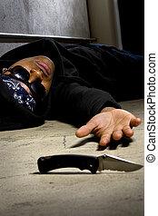 Victim of Gang Violence is Stabbed