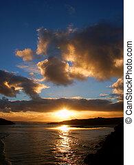 Victoria Australia Sunset