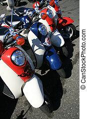 victoria, bc, scooter, canada, -