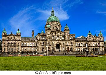 Victoria Government Building