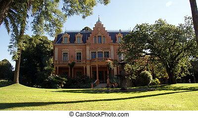 Victoria Ocampo Mansion - Mansion in Argentina