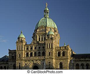 Victoria - Parliament Building, Canada