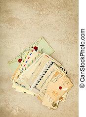 victoriaans, brieven