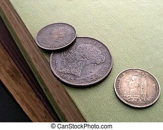 victoriaans, muntjes