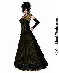 Victorian clothes
