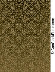 victorian-gold, jedwab, tapeta